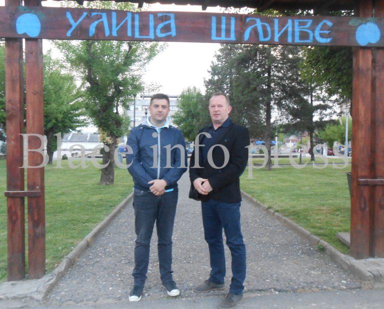 Dragan Djuka i Zvonimir Todorovic