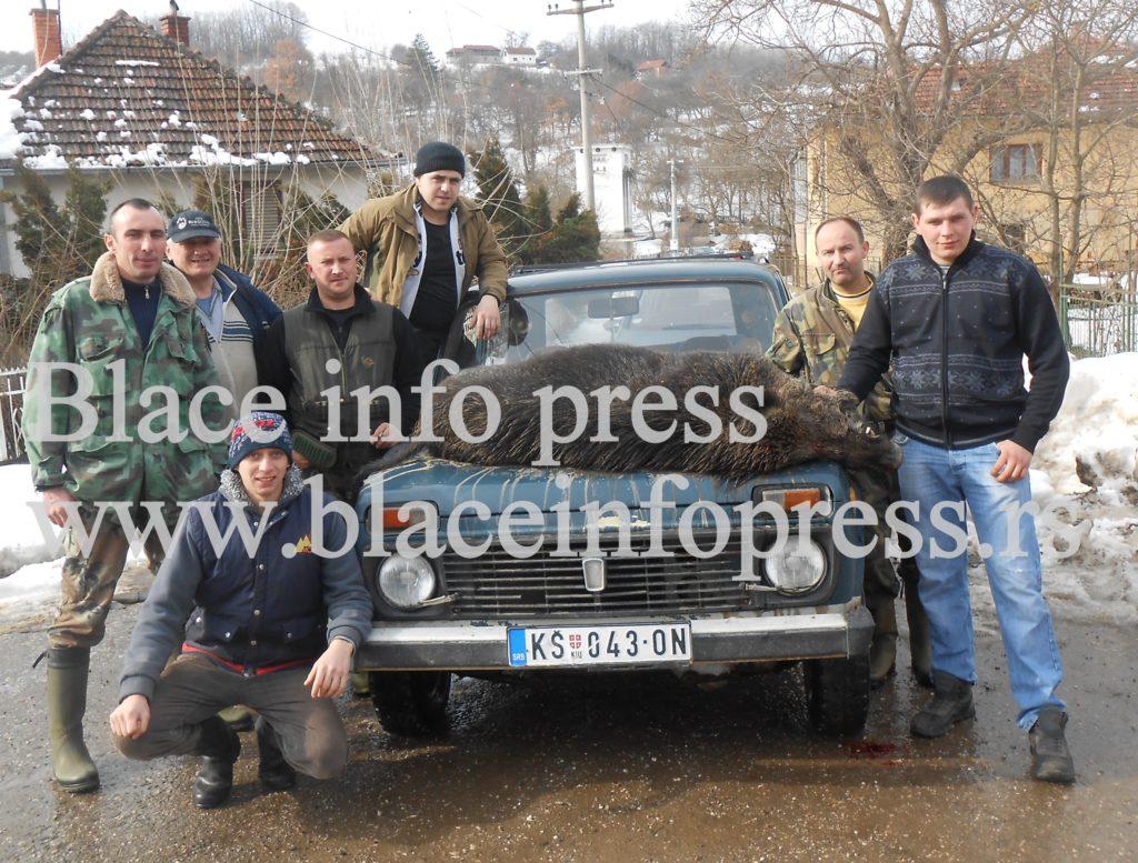 Lovci - Popova - Blacee
