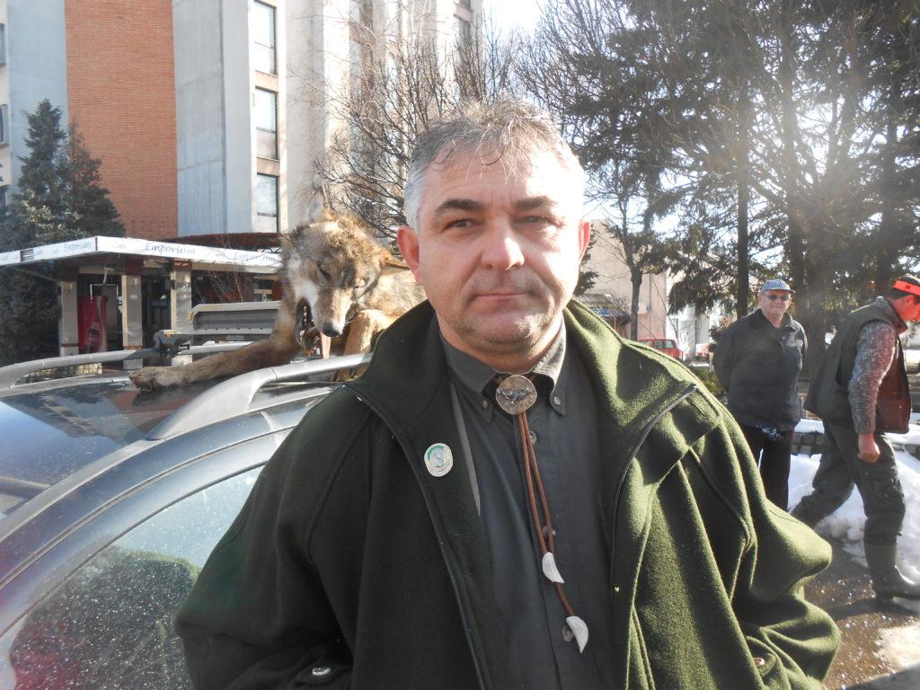 Milan Kovacevic - predsednik LU Blace