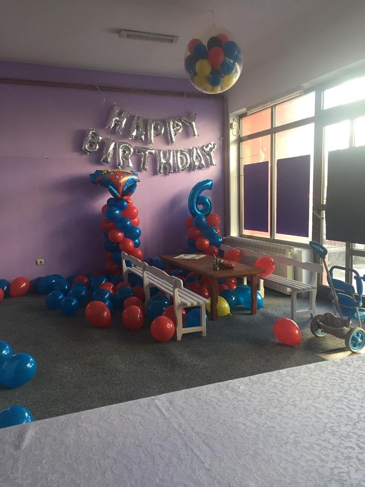 Iznajmljivanje prostora za dečije rođendane     🎉🎉🎉