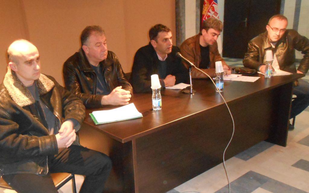 Lokalna samouprava opštine Blace održala sastanak sa vlasnicima hladnjača i sušara