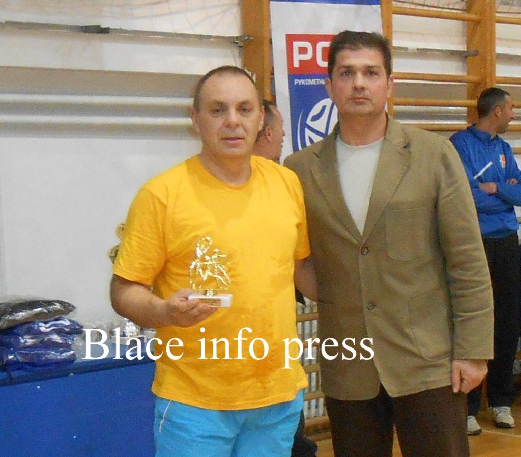 Bojan Sekulic - najbolji golman