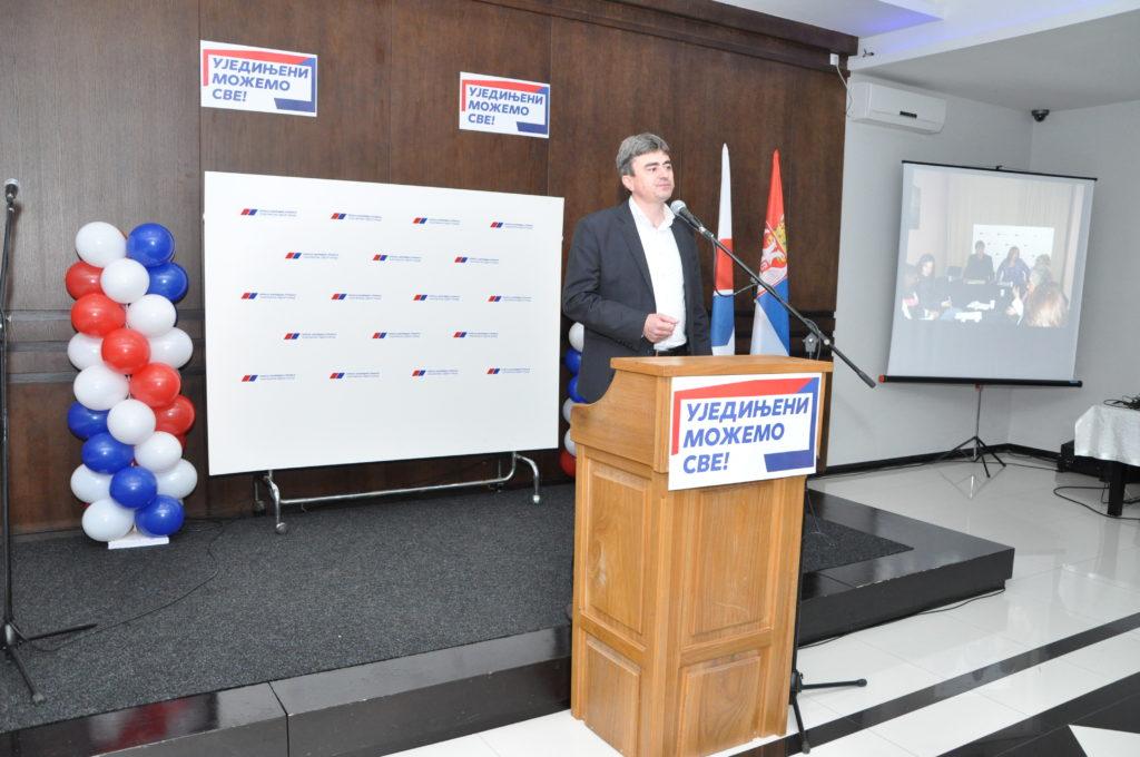 Zoran Jozić narodni poslanik