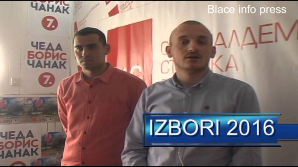 Izborni 2016:OO LDP Blace posetio Đorđe Žujović član predsedništva LDP-a i kandidat za narodnog poslanika