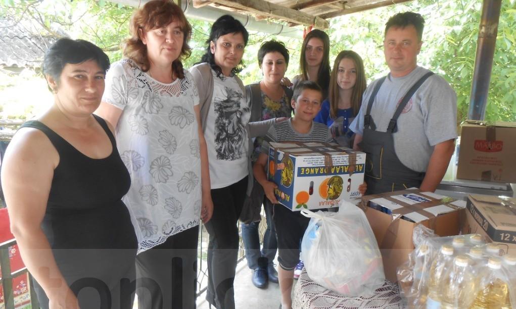 Pomoc porodici Vucetic