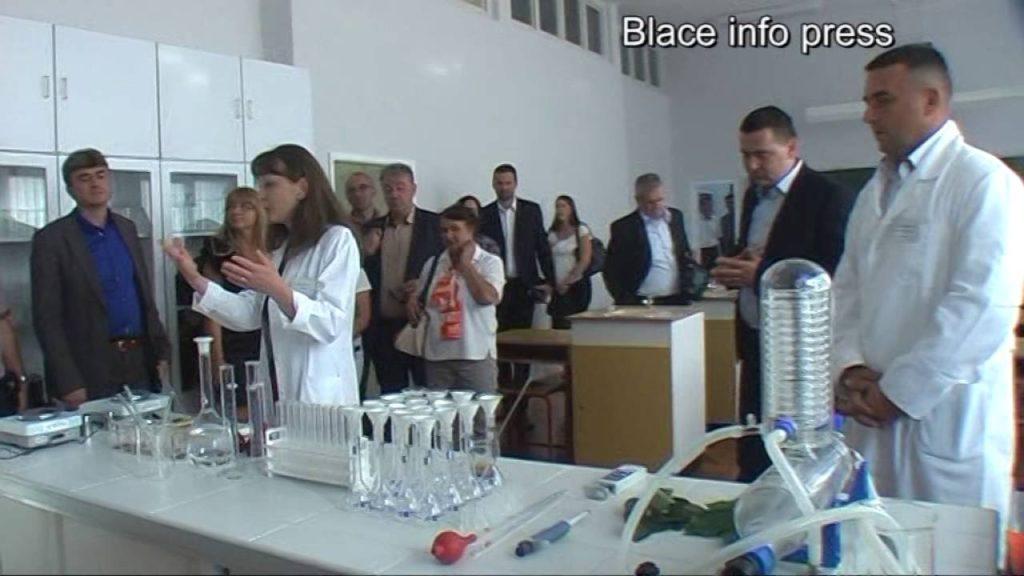 U Blacu svečano otvorena jedna od najavremenijih laboratorija za ispitivanje kvaliteta zemljišta