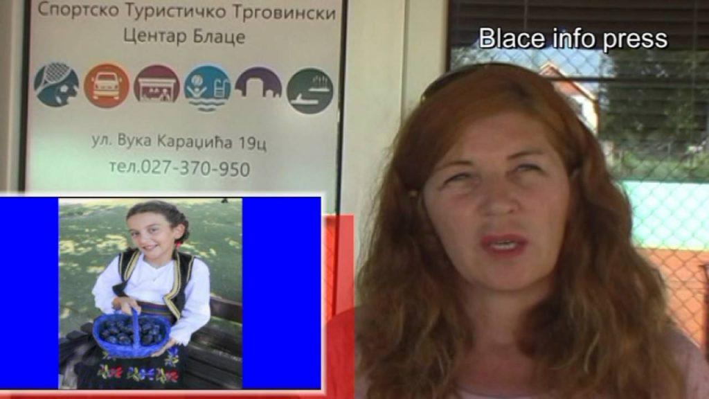 Turistička priča iz Blaca novinarke Rozane Sazdić