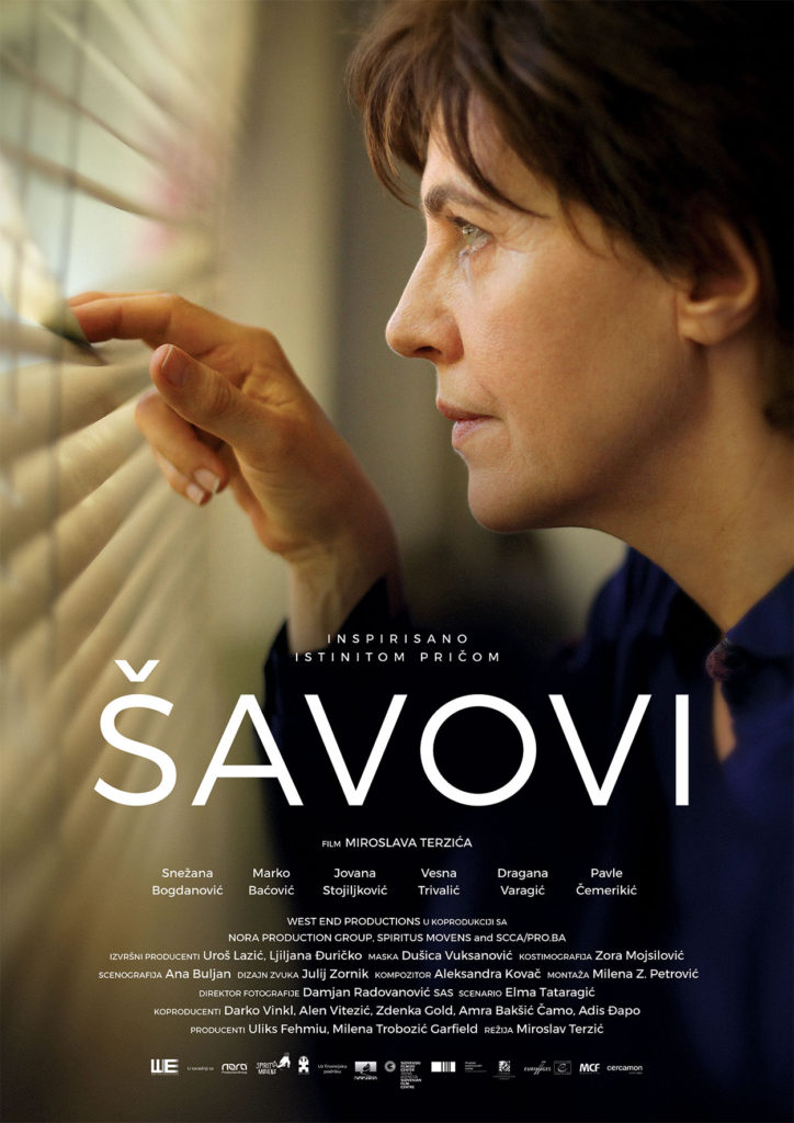 SAVOVI-Poster