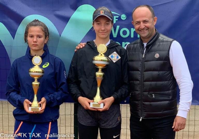 Lola-Radivojevic-Ralitsa-Alexandrova-Nikola-Zivkovic-ITF-SERBIA-JUNIOR-TOUR-NIS-OPEN-2019-TK-TAZ-Nis