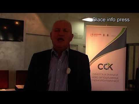 """U Kulturnom centru """"Drainac"""" održana prezentacija projekta SoK –sinergija znanja i novo zapošljavanje u konkurentnim MSP"""